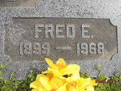 Fred E Laird