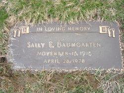 Sadie C. Sally <i>Overstreet</i> Baumgarten