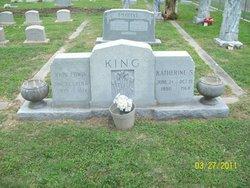 John Edwin King
