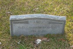 Mary Ethel <i>Montgomery</i> Kilgore