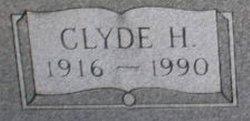 Clyde H Bacon
