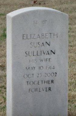 Elizabeth Susan Sullivan