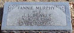 Fannie Lee <i>Murphy</i> Beaver