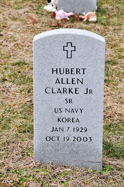 Hubert Allen Clarke, Jr