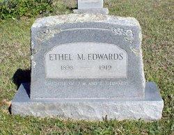 Ethel M. Edwards