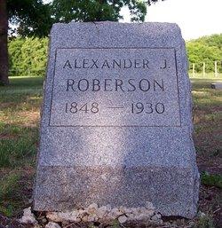 Alexander Jackson Roberson
