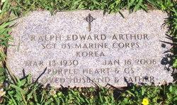 Ralph Edward Arthur