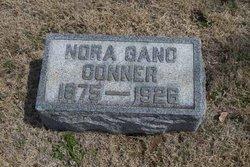Nora <i>Gano</i> Conner