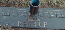 Arline May <i>White</i> Beeker