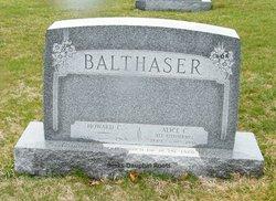 Alice C. <i>Rothermel</i> Balthaser