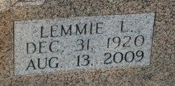Lemmie <i>Langston</i> Kilgore