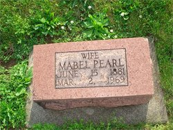 Mabel Pearl <i>Farnsworth</i> Acton