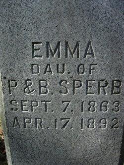 Emma Sperb