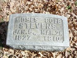 Moses Colb Stevens