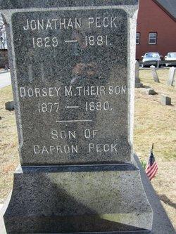 Dorsey M. Peck