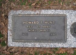 Howard S Hunt