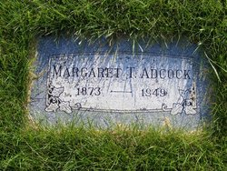 Margaret T <i>Young</i> Adcock