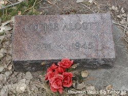 Louise Alma <i>Sandsness</i> Alcott