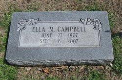 Ella M. Campbell