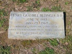 Henry Graybill Bedinger