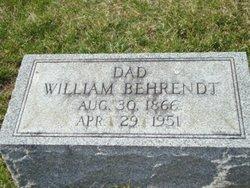 William Behrendt