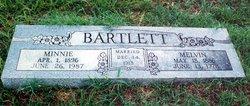 Melvin Edgar Bartlett