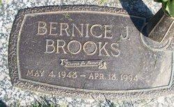 Bernice J. Brooks