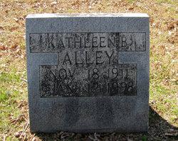 Kathleen B. <i>Threlkeld</i> Alley