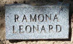 Ramona Faye Leonard