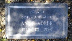 Anne Adler