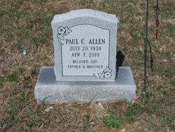 Paul C. Allen