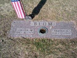 Frankie E. <i>Boatman</i> Blom