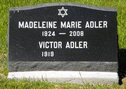 Madeleine Marie Adler