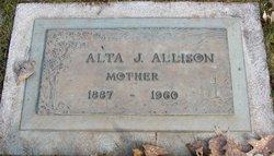 Alta Jean <i>Osborn</i> Allison