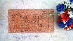 Neil James Atkinson