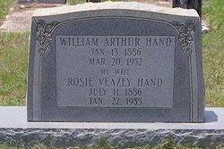 William Arthur Willie Hand, Sr