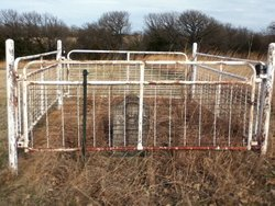 King David Fisher Burial Site