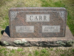 Joseph Elmer Carr