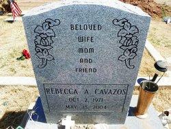Rebecca A Cavazos