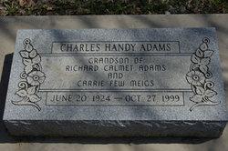 Charles Handy Adams