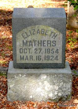 Elizabeth <i>Merry</i> Mathers