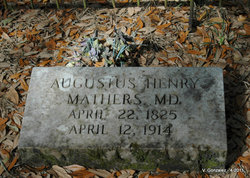 Dr Augustus Henry Mathers
