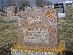 Harriet Marion <i>Robb</i> Love