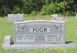 Freddie Jo <i>Garrett</i> Pugh