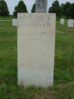 Margaret Nellie Maggie <i>Soderstrom</i> Smith