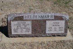 Sophia <i>Poehlman Miller</i> Heldenmaier