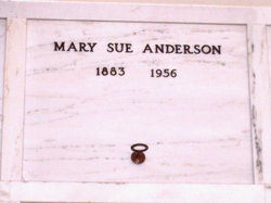 Mary Susan <i>Witherspoon</i> Anderson