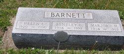 Marjorie H Barnett