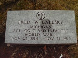 Fred William Balesky