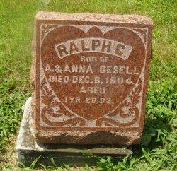 Ralph C. Gesell